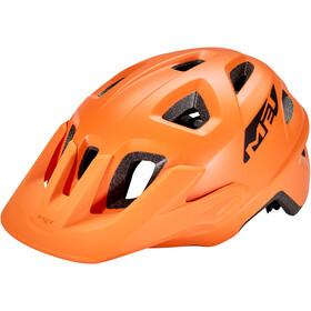 MET Echo Fietshelm, orange matte